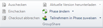 SDL Studio GroupShare in SDL Trados Studio 2014