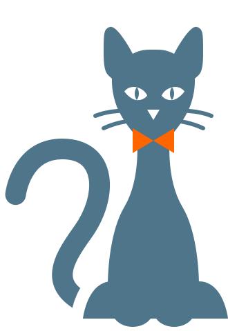 CAT-Help Katze