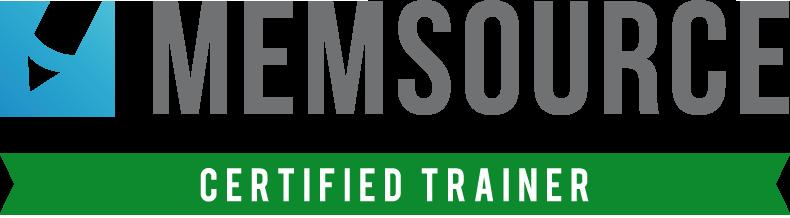 BLC ist Memsource Certified Trainer!