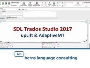 SDL Trados Studio 2017