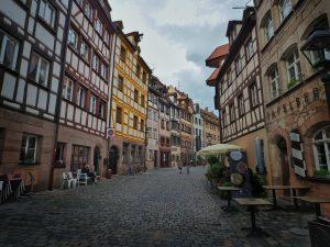 Nürnberg, der Schauort der ETUG 2017
