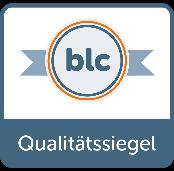 blc Qualitätssiegel