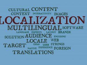 Lokalisierung - localization - berns language consulting GmbH