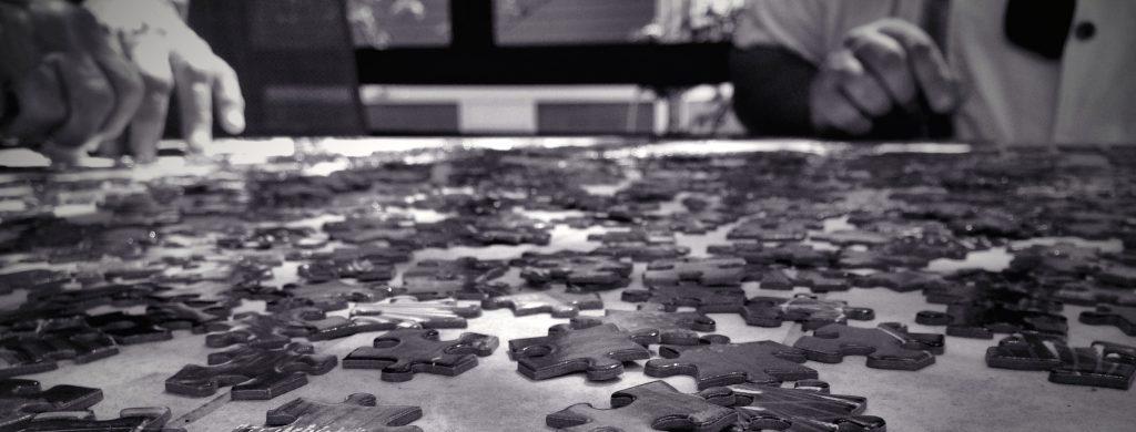 Das Digitale Universum: Wie fügen sich alle Puzzleteile zu einem stimmigen Konstrukt zusammen?