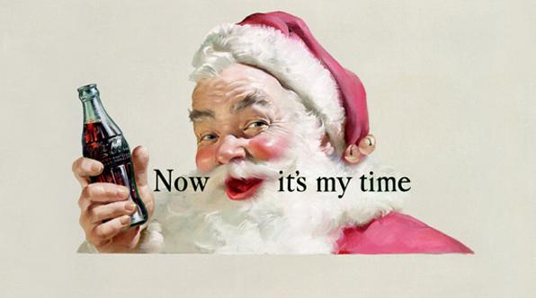 Die Corporate Identity des Weihnachtsmanns