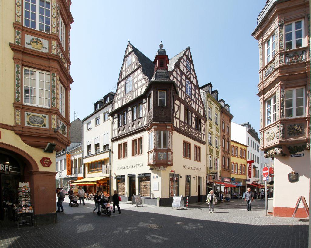 Koblenz – Schauplatz der tekom Frühjahrstagung 2018