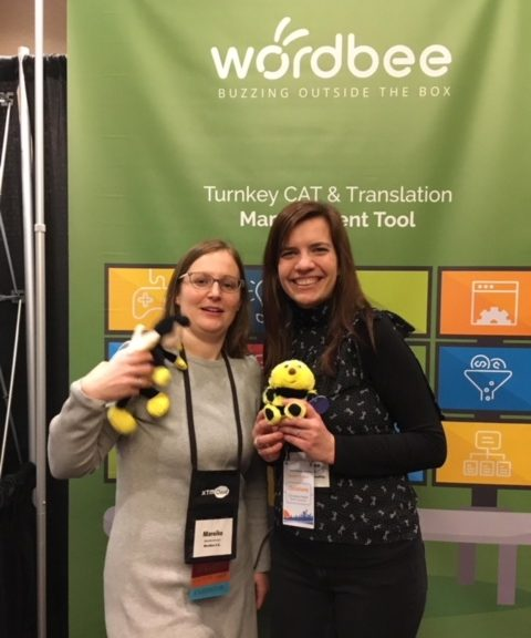 Christiane Mieth bei der GALA 2018 in Boston - Quelle: blc